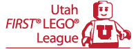 Utah First Lego League Logo